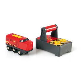 BRIO Train - Remote Control Engine- 2 pieces