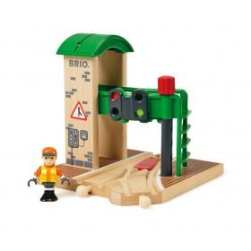 BRIO Destination - Signal Station- 2 pieces