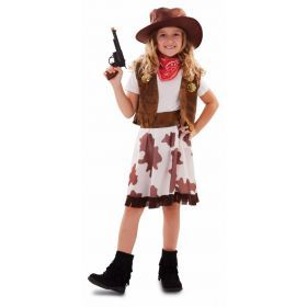 History Costumes - COWGIRL-7-9 years
