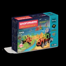 Magformers World Adventure Set