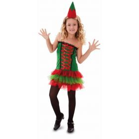 Children Costumes - ELF GIRL