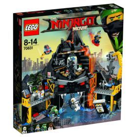 LEGO NINJAGO® Movie™ Garmadon's Volcano Lair (70631)