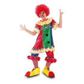 Children Costumes - CLOWN GIRL