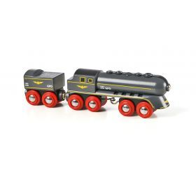 BRIO Train - Speedy Bullet Train- 2 pieces