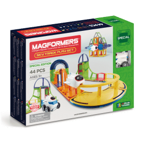 Magformers Sky Track Set - 44 Pieces