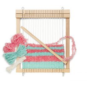 Micki Wooden Weaving Frame - Rectangular