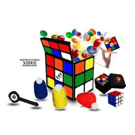 Rubik's Cube 50+ Amazing Tricks