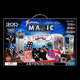 Astonishing Magic 300 Tricks - Magic Trick Set
