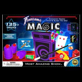 Fantasma Most Amazing Show - 135 Tricks