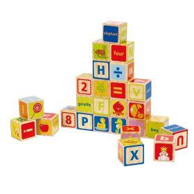 Hape ABC Blocks 26 Pieces