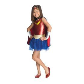 Wonder Woman tutu costume - size s