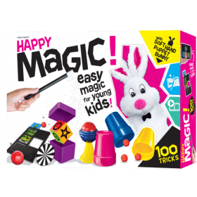 My First Happy Magic - Magic Trick Set 100 Tricks