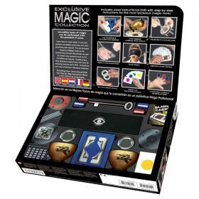 Exclusive Magic Trick Set - 25 Tricks in case with DVD