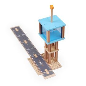 Air Traffic Control Tower - TigerTribe Kit Pax