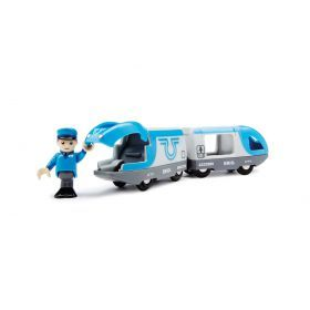 BRIO Travel Battery Train- 3 pieces