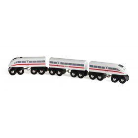BRIO Train - High Speed Train with Sound- 3 pieces