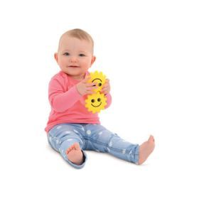 Ambi Toys - Twin Rattle