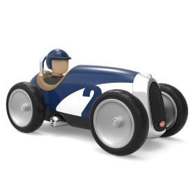 Baghera - Racing Car Blue