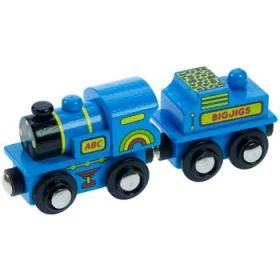 Bigjigs Blue Engine