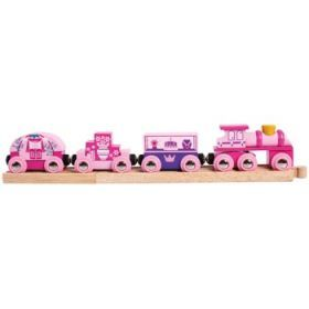 Bigjigs Princess Train