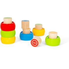 BRIO Toddler - Stacking Tower