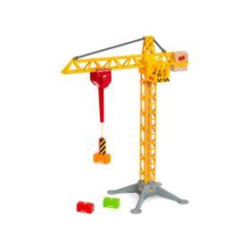 BRIO Crane - Construction Crane w Lights 5 pcs