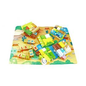 Forest Animal Blocks 120Pcs