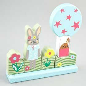 Floss & Rock - Magnetic Puzzle - Bunny