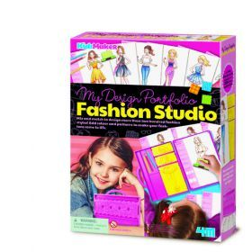 4M - My Design Portfolio - Fashion Studio