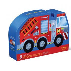 Crocodile Creek 36pc Puzzle Vehicles