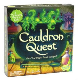 Peaceable Kingdom - Board Game - Cauldron Quest