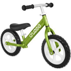 Cruzee Balance Bike - Green
