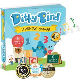 Learning Songs Board Books