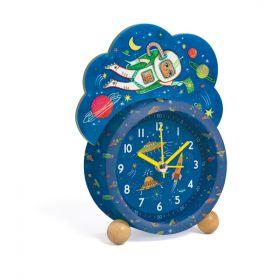 Djeco Alarm Clock - space