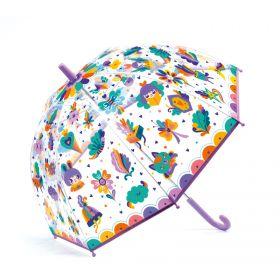 Pop Rainbow PVC Child Umbrella