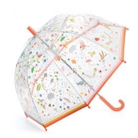 Small Lightness PVC Umbrella