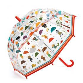 Under the Rain PVC Umbrella