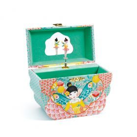 Djeco Music Box Flower Melody
