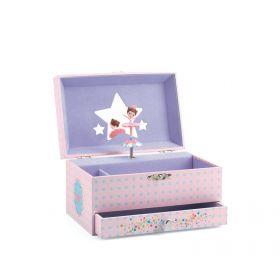 The Ballerina's Tune Music Box