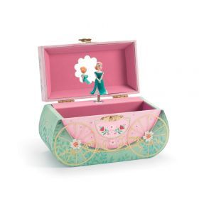 Carriage Ride Music Jewellery Box
