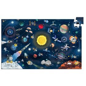 Space 200pc Observation Puzzle