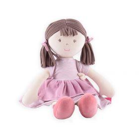 Brook Cotton Doll -Swingtag