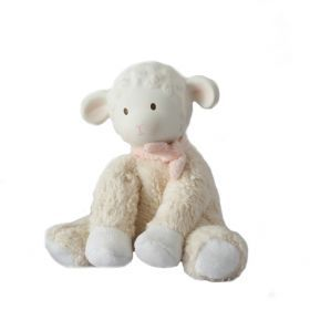 Lila the Lamb Teether Soft Toy
