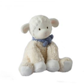 Lucas the Lamb Teether Soft Toy
