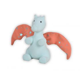 Sunrise Dragon Rubber Soft Toy