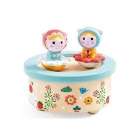Djeco Baby Melody Musical Box