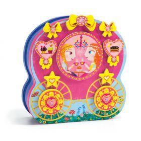 Djeco Carossimo Magnetic Playset