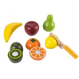 Hape Season's Best Fresh Fruit Market Set