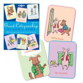 Good Citizenship Flashcards