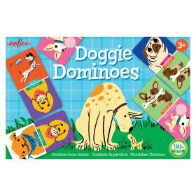 eeBoo Doggy Dominoes